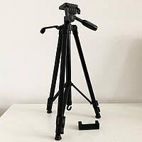 Штатив для камеры, телефона, трипод, тринога TriPod 380A 0.50-1.35м