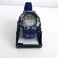 Часы наручные Polit, в коробке. Цвет: синий