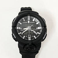 G-SHOCK GA-500. Цвет: черный с белым