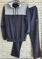 Спортивний костюм чоловічий двунітка весна в роздріб, фото 1