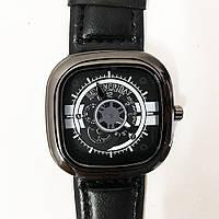 Часы наручные SevenFriday White. Цвет: черный
