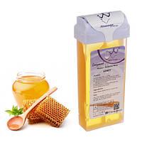 Касета (катридж) з воском для депіляції Konsung Honey, 150 г МЕД
