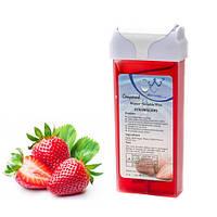 Касета (катридж) з воском для депіляції Konsung Strawberry, 150 г Полуниці
