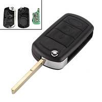 Ключ запалювання, чіп ID46 PCF79361 3 кнопки HU101 для Land Rover Range Rover