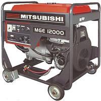 Бензогенератор MITSUBISHI MGE 12000E 8,5 (10,0) кВт, фото 1