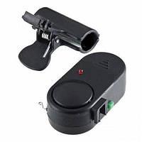 Сигнализатор поклевки MHZ SF23855 электронный свето-звуковой Черный (007454)