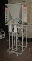 Дозатор для порошкообразных материалов, двухпостовой дозатор муки 1-5кг.