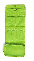 Косметичка органайзер дорожная 2Life подвесной 64.5х26 см Green (n-212)