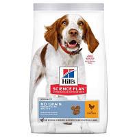 Hill's (Хиллс) SP Canine Adult Medium Breed No Grain для собак средних пород с курицей 14 кг