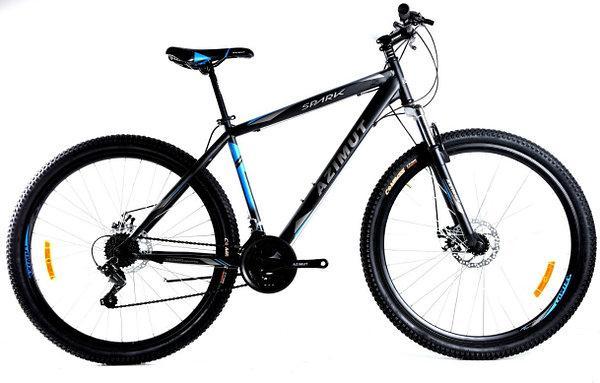 Велосипед Azimut Spark 29 дюйми 19 рама