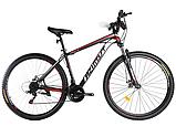Велосипед Azimut 40D 29 дюйма 19 рама, фото 2
