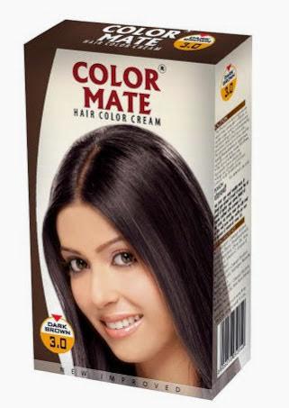 Фарба-крем Dark Brown 3.00 від COLOR MATE