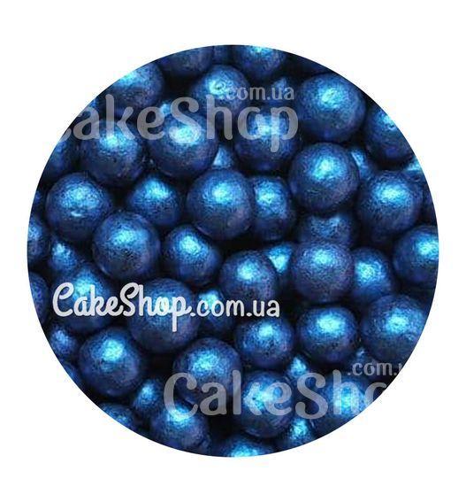 Жемчуг сахарный Королевский Синий 10 мм, 50 г