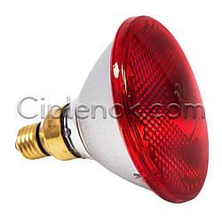 Инфракрасная лампа для обогрева PAR38 175 Вт UFARM