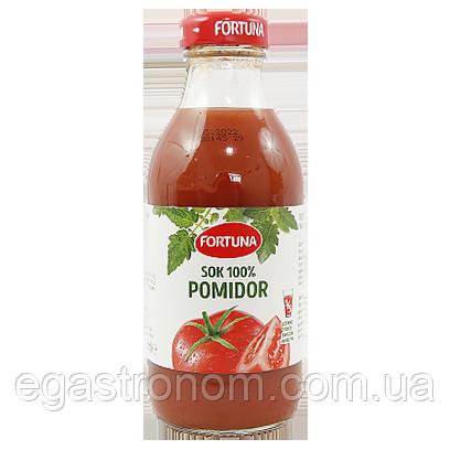 Сік-нектар Фортуна томат Fortuna pomidor 300g 15шт/ящ (Код : 00-00005997)