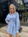 Сукня жіноча сорочка, фото 4