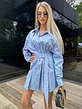 Сукня жіноча сорочка, фото 6