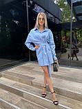 Сукня жіноча сорочка, фото 7