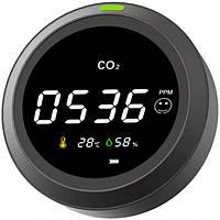 Термогигрометр с датчиком измерения CO2 SBTR (PTH-5).