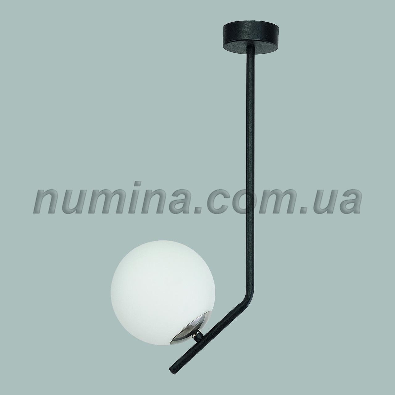 Люстра підвісна на одну лампу 29-S251/1B ZZH+WT