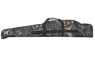 Чехол 109см для охотничьего ружья, карабина, винтовки с оптикой, прицелом/ чехол с уплотнителем, камуфляж