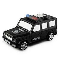 Машинка-копилка G63 7623 с кодовым замком, черная