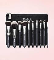 Набір кистей для макіяжу Zoeva Vegan Prime Brush Set 10 шт