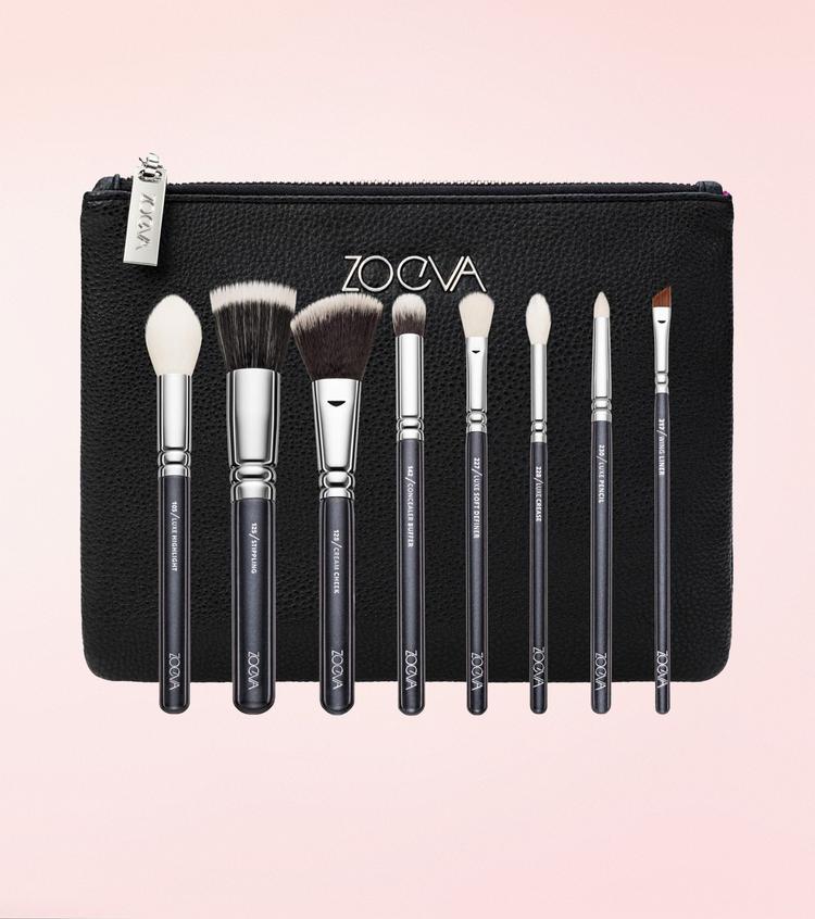 Набор кистей для макияжа Zoeva  Classic Brush Set 8 шт