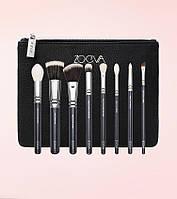 Набір кистей для макіяжу Zoeva Classic Brush Set 8 шт