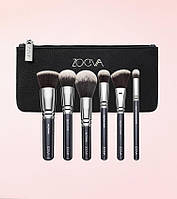 Набір кистей для макіяжу Zoeva Vegan Brush Set 6 шт