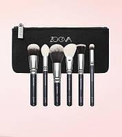 Набір кистей для макіяжу Zoeva Classic Face Set 6 шт