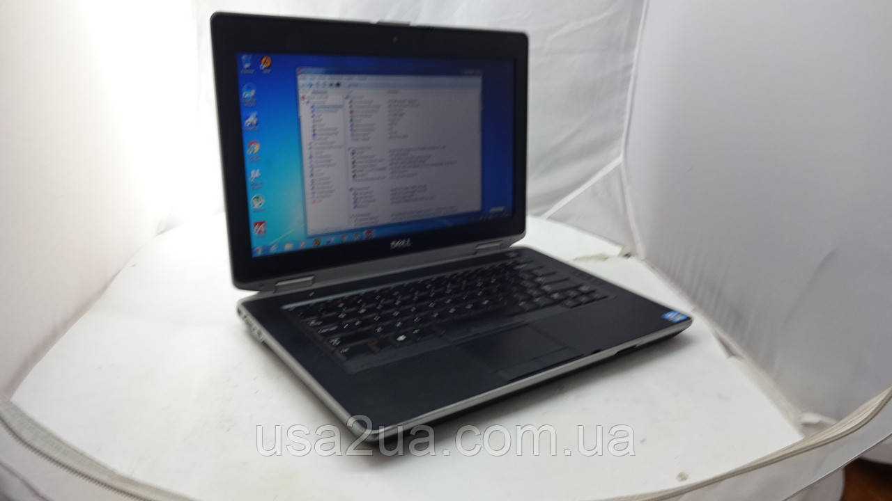 Бізнес Ноутбук Dell Latitude E6430 Core i5 3Gen 500Gb 4Gb WEB КРЕДИТ Доставка Гарантія