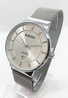 Годинники чоловічі наручні, сріблясті ( код: IBW662S )