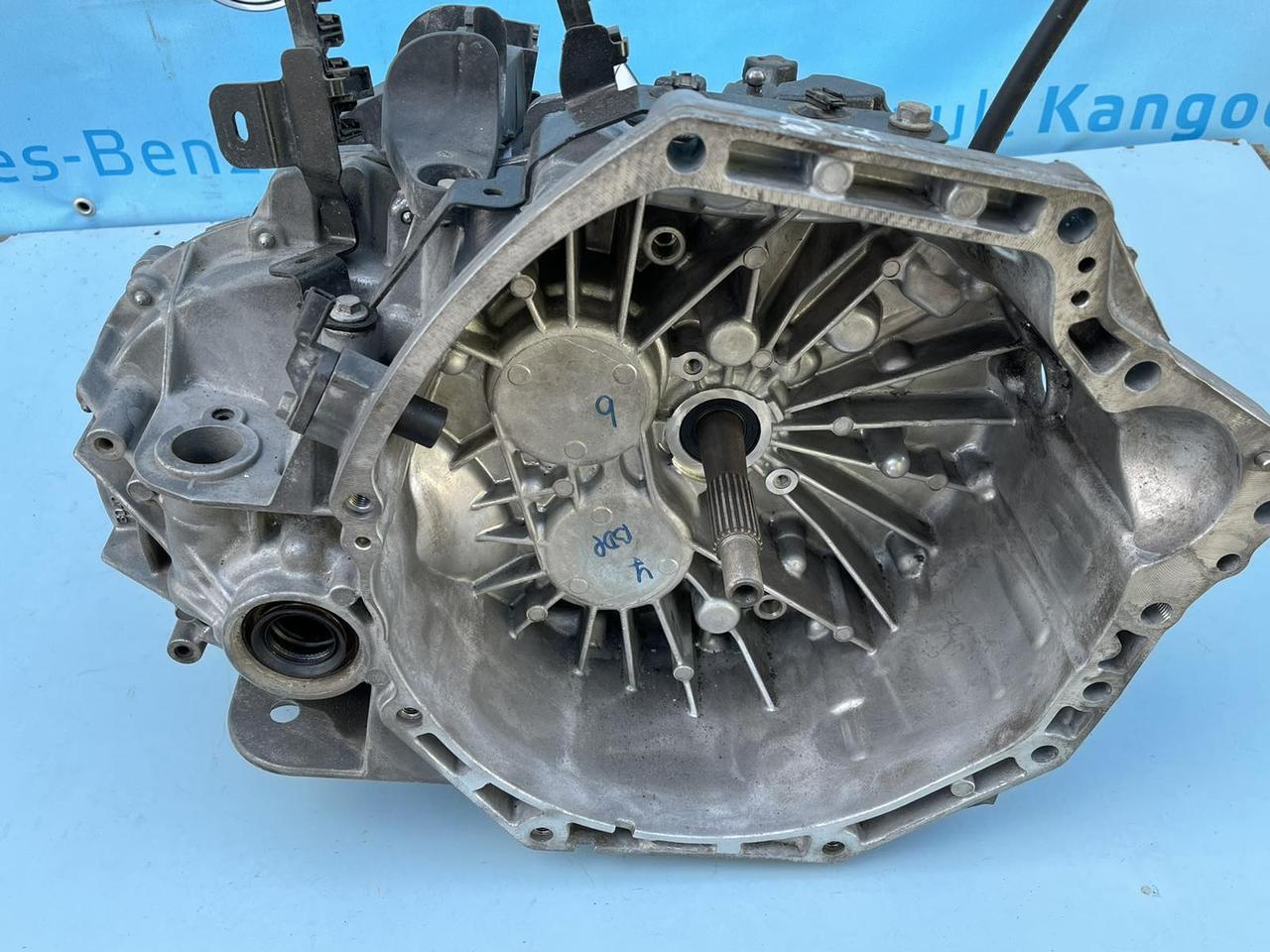 КПП коробка передач 1.6 dci для Опель Виваро Opel Vivaro 2014-2021 г. в.