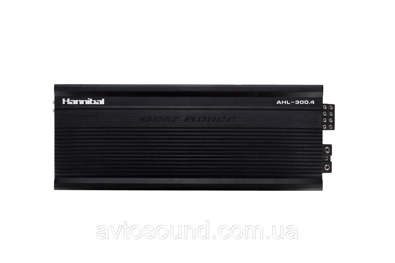 Deaf Bonce Hannibal AHL-300.4- 4 канальный усилитель