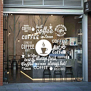 Декор кофеен