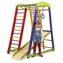 SportBaby Дитячий спортивний куточок- «Крихітка 1 міні»