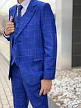 Классический турецкий  костюм для мальчика  116, 122,128, 134,140 см, фото 2