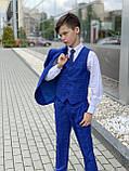Классический турецкий  костюм для мальчика  116, 122,128, 134,140 см, фото 3