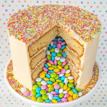 Посыпка на торт и кондитерские изделия