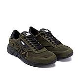 Чоловічі кросівки літні сітка Puma Anzarun Green, фото 4