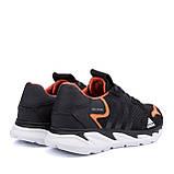 Мужские летние кроссовки сетка Adidas Terrex черные, фото 3