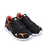 Мужские летние кроссовки сетка Adidas Terrex черные, фото 4