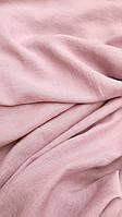 """Легка льняна тканина """"Мальва"""" з віскозою та """"ефектом пом'ятості"""""""