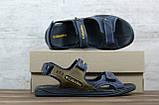 Мужские кожаные сандалии Columbia, фото 3