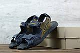 Мужские кожаные сандалии Columbia, фото 4
