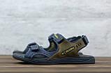 Мужские кожаные сандалии Columbia, фото 5