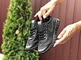 Женские летние, легкие кроссовки Nike Free Run 3.0 чёрные, фото 4