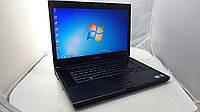 FullHD Ноутбук Dell Latitude E6510 Core I5 4Gb 500Gb Nvidia WEB Кредит Гарантія Доставка, фото 1
