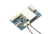 Приймач 6-канальний FlySky FS-X6B AFHDS 2A з телеметрією, i-BUS, PPM